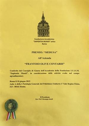 Premio 'Medusa'